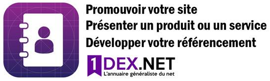 annuaire généraliste 1dex.net