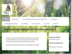 Détails : Animations nature à Cherbourg