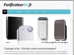 Le purificateur d'air